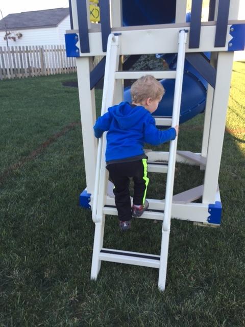 Jack - Ladder.JPG