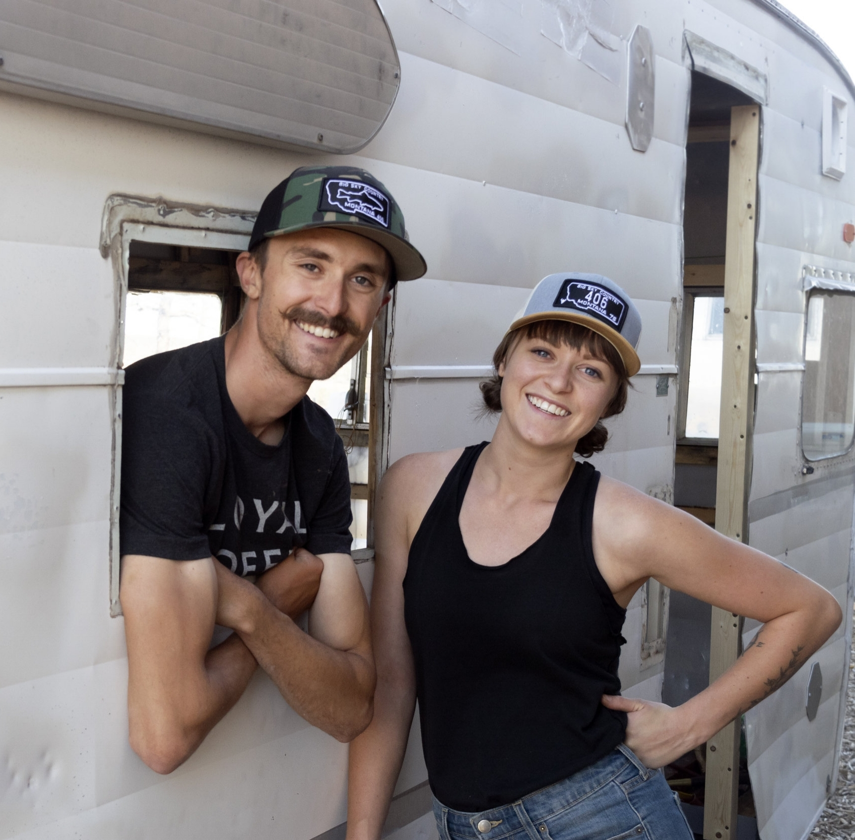 Rachael Weidlich & Steven Ladefoged - Coffee. Rachael Weidlich and Steven Ladefoged originated Montago Coffee Co. in 2016. Their conscious company is built on a love for craft coffee, strong community and expansive wilderness. Come Spring 2019 Montago Coffee Co. will open their renovated 1958 Shasta in Helena Montana. Weidlich has extensive experience making coffee and building community in Montana, New Zealand, and Colorado Springs. @montago_coffee