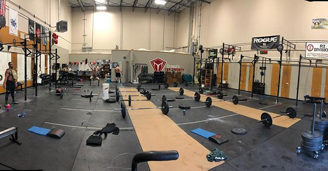 Our home 🙌🏽. #crossfit