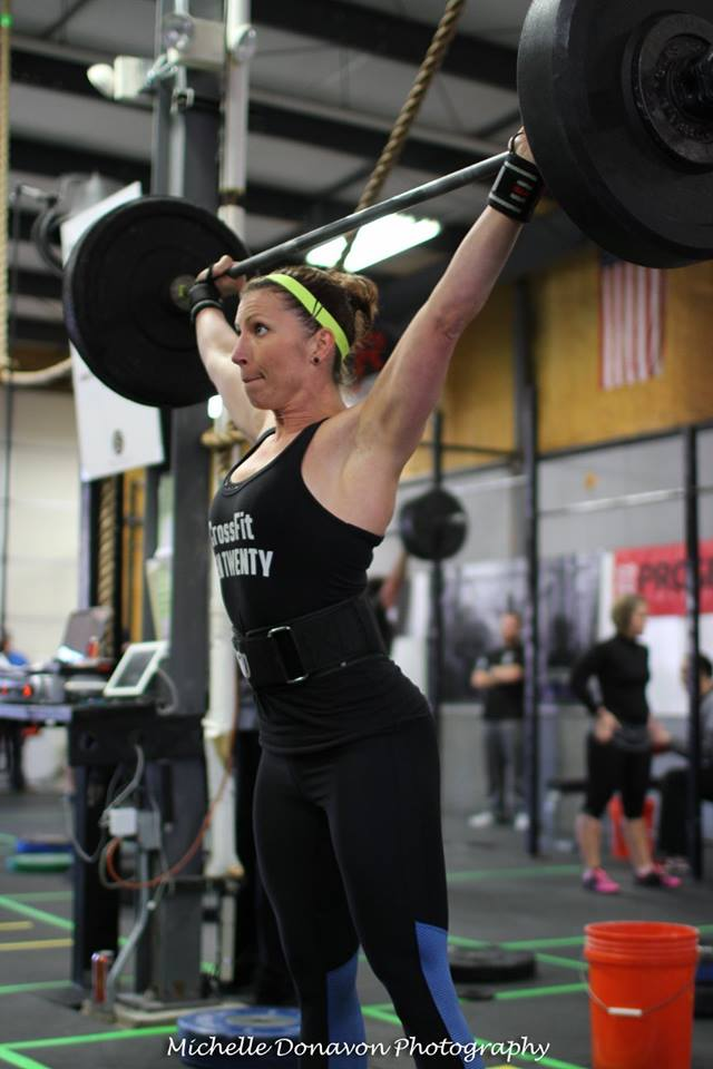 Jen Olivas   Certifications and Experience:  CrossFit Trainer Certified - Level 1  USA Gymnastics Pro Member  To learn more about Jen,  click here!