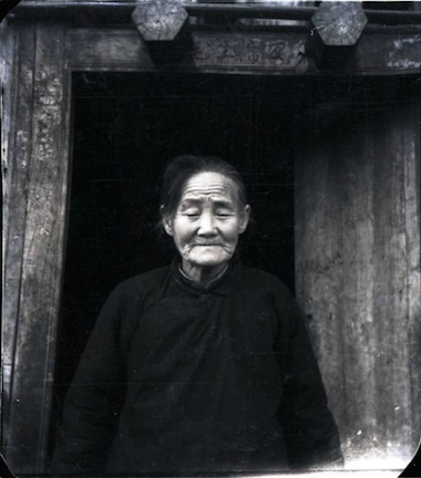 Village Photograph IV , c.1969–1975; photograph; 24 x 18 in. Courtesy of the Artist.