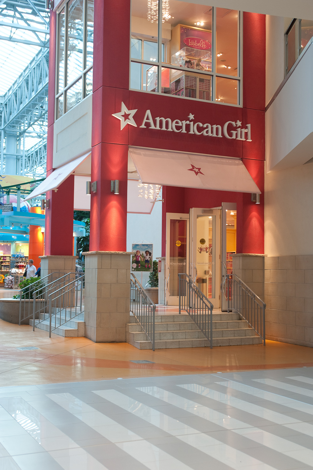 American Girl, Mall of America