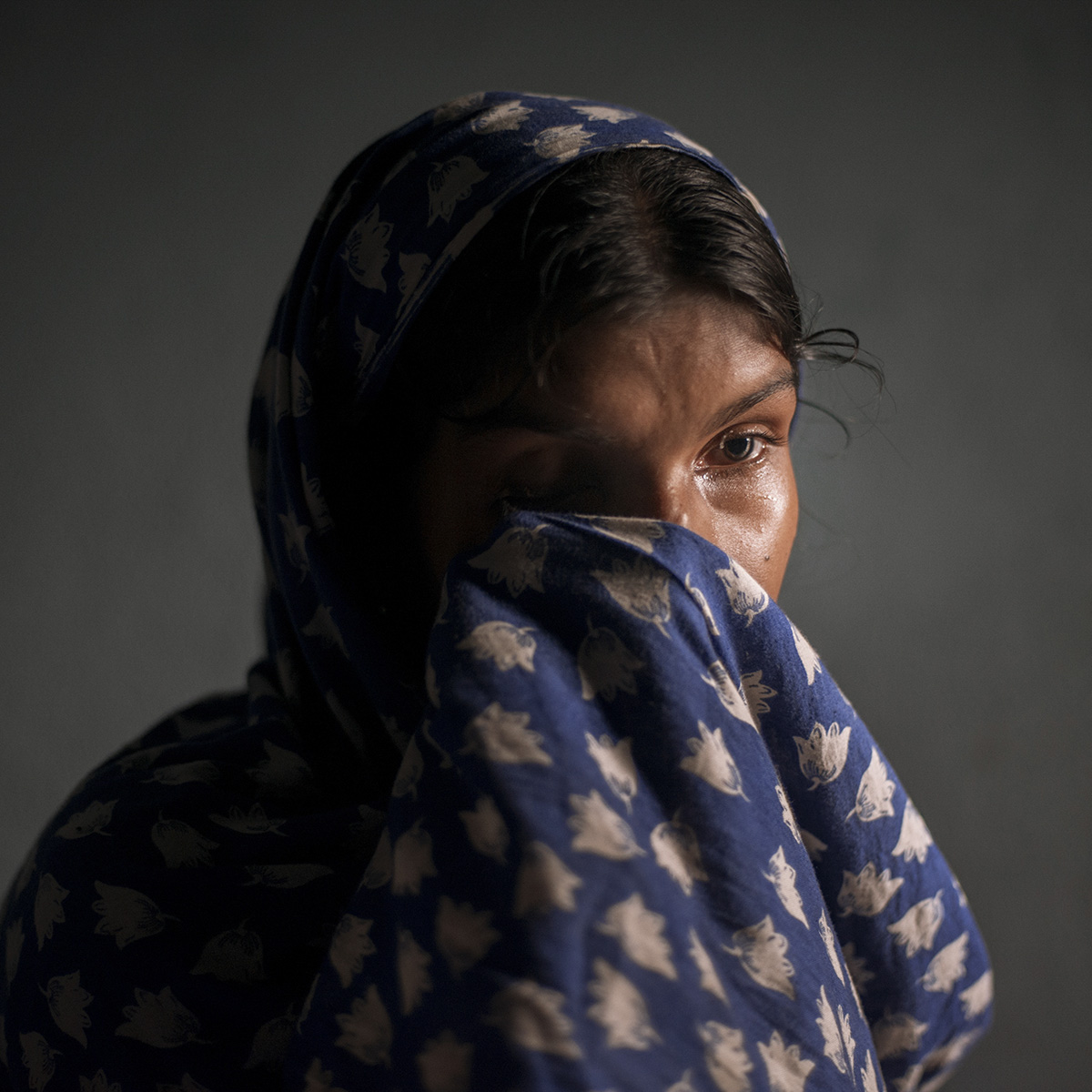 Amena, one of the victims of Rana Plaza disaster, was both lucky because she could get out from there alive, and at the same time she was unlucky because the physical and mental trauma caused by the horrible experience changed her forever.