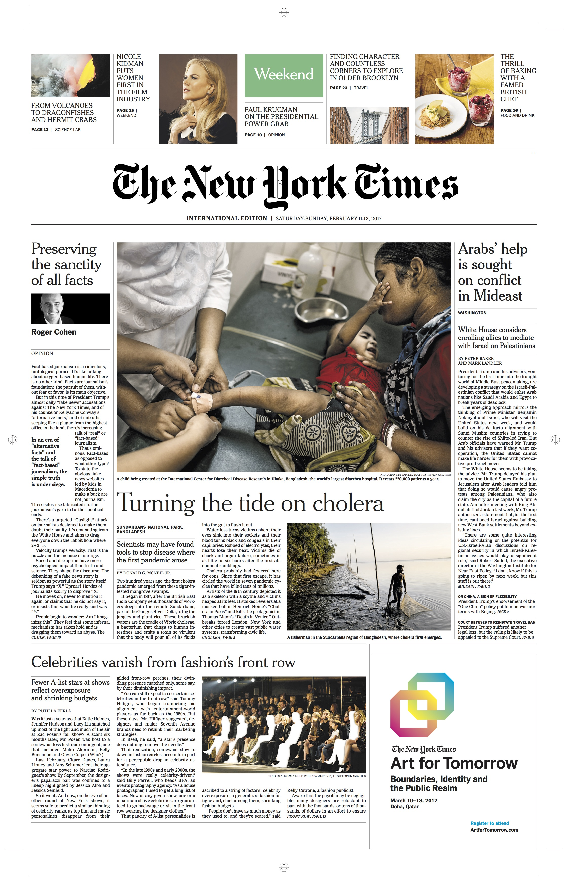 The New York Times Science-Cholera-4