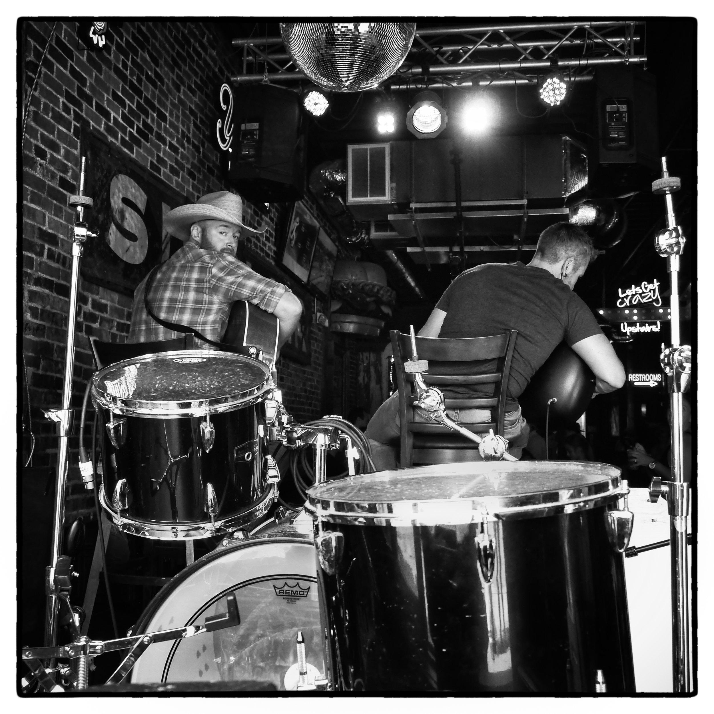 Behind the Band #1 (Nashville)