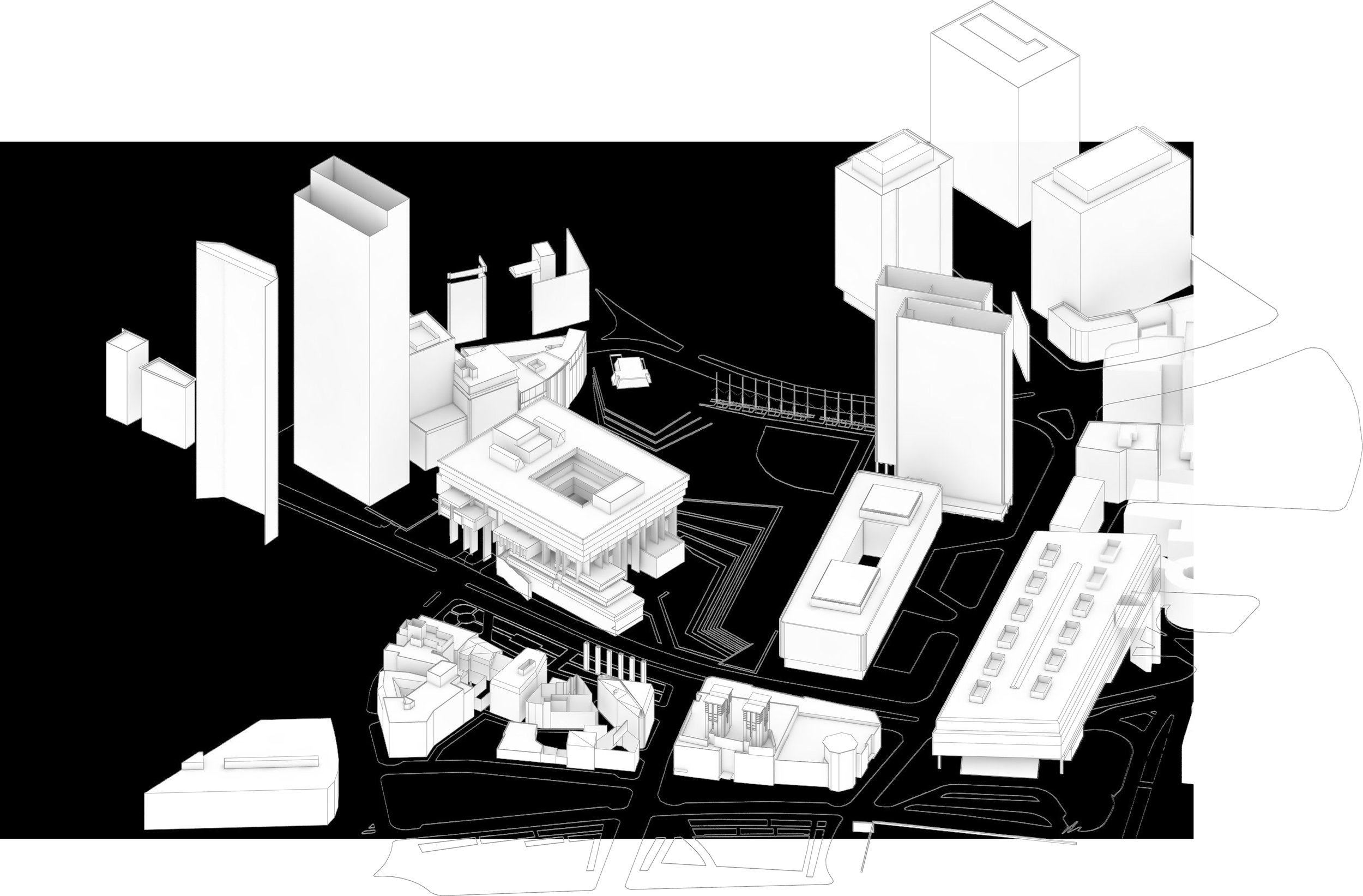 Paul Rudolph's government center is designed for the people
