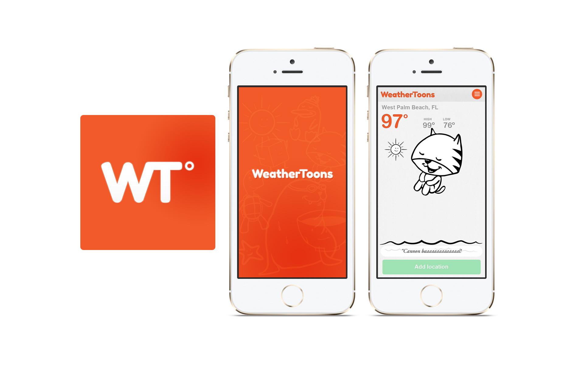 WeatherToons