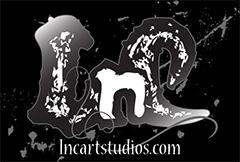 LnC Art Studios - cover art design