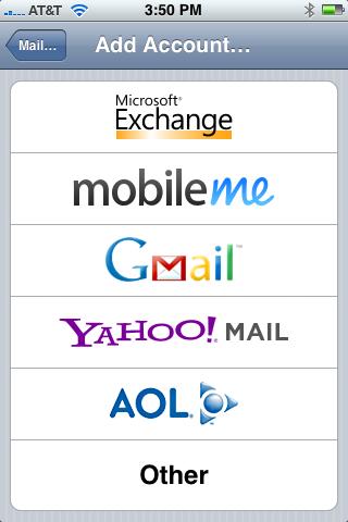 Mac Mail Exchange