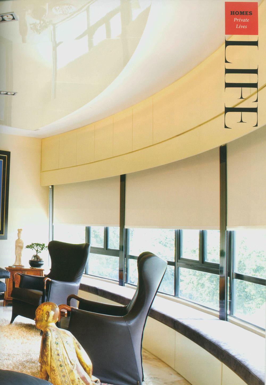 "2009 Nov / Singapore Tatler ""Circle of Life"" – Draycott Apartment"