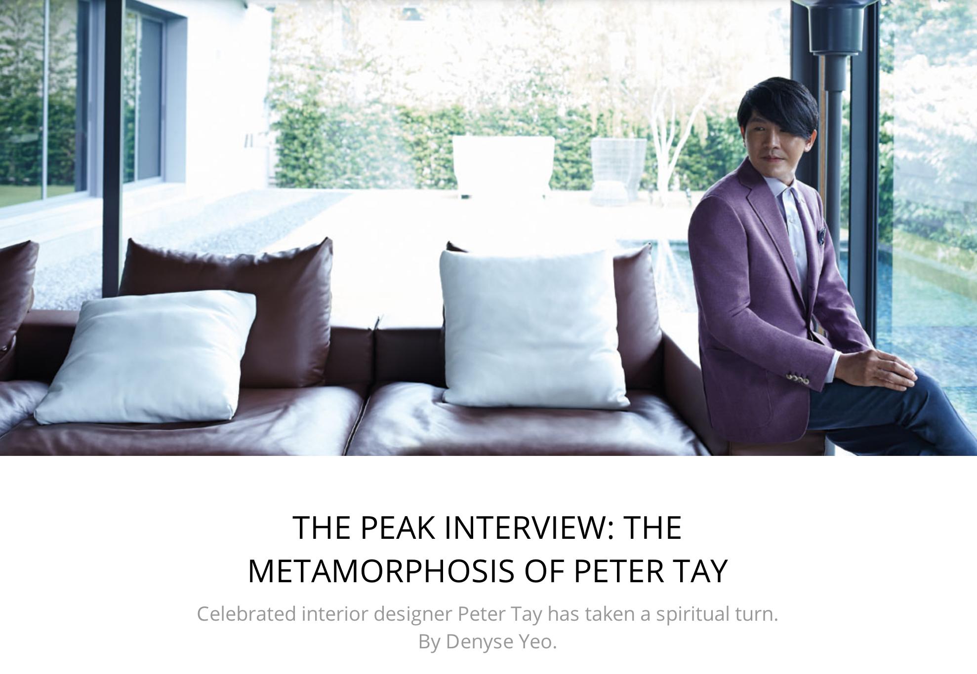 2014, July 2014, The Peak magazine