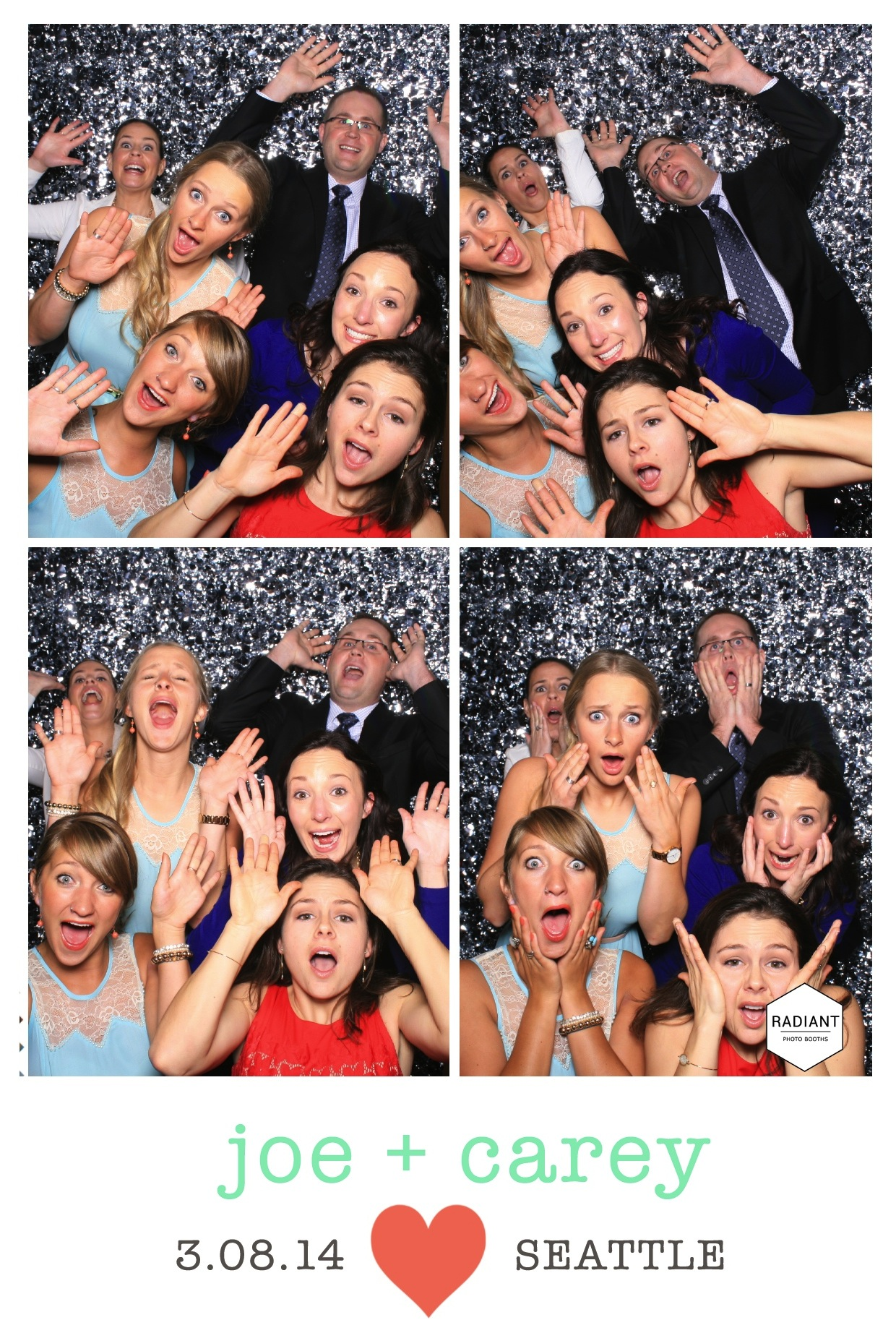 rollercoaster photo booth