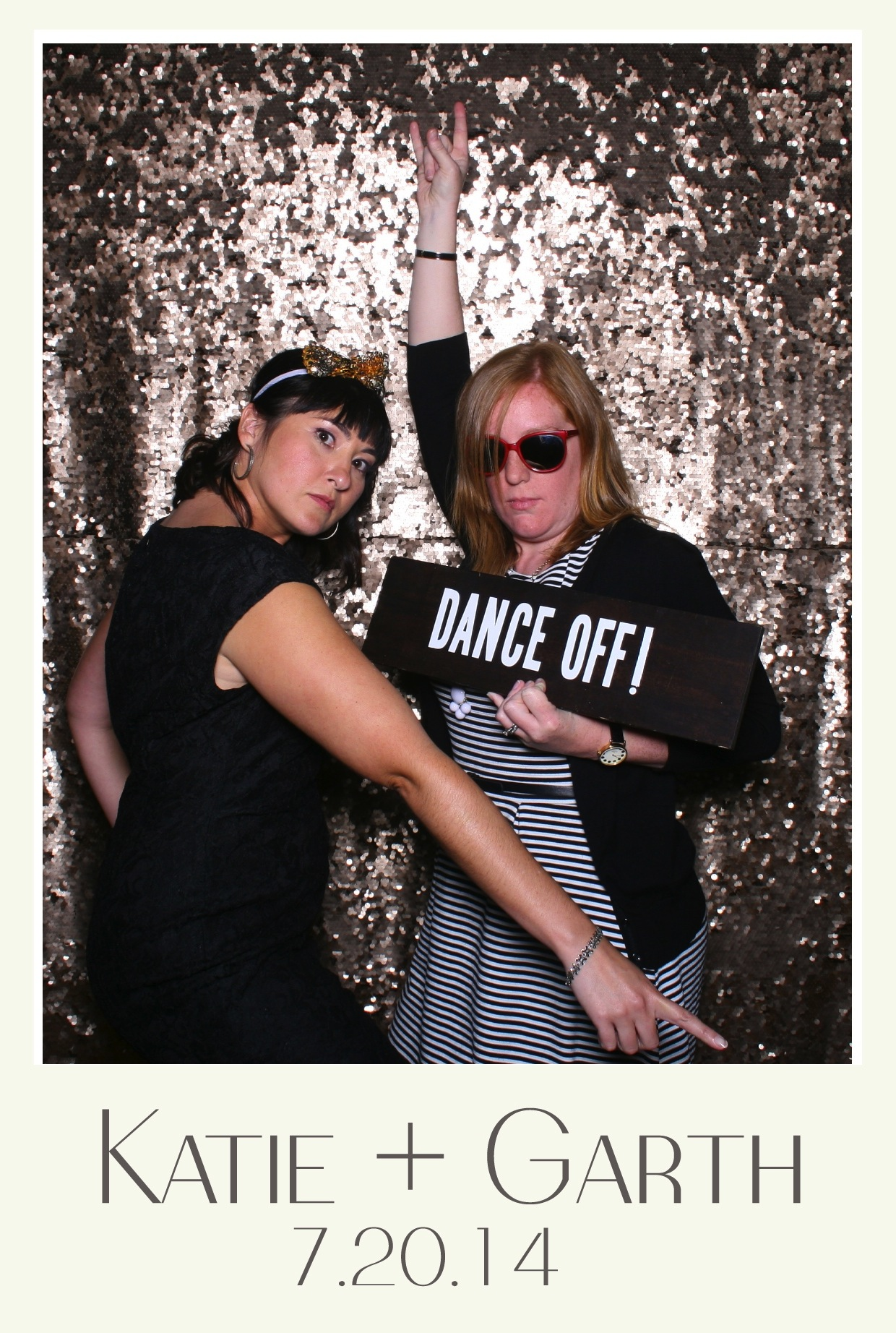sequin backdrop photo booth seattle