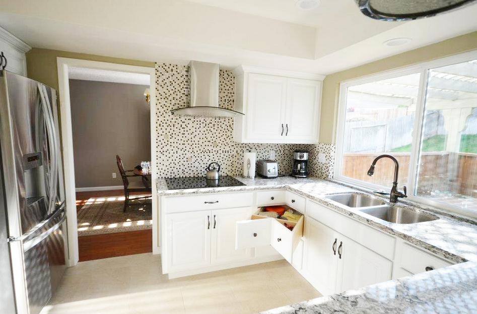 Remodeled Kitchen in Santa Maria, CA