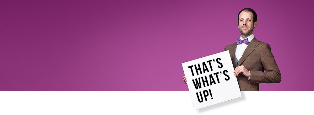 Like what you see? Then sign up for my THAT'S WHAT'S UP! newsletter and receive updates in your inbox. Great stuff! :)