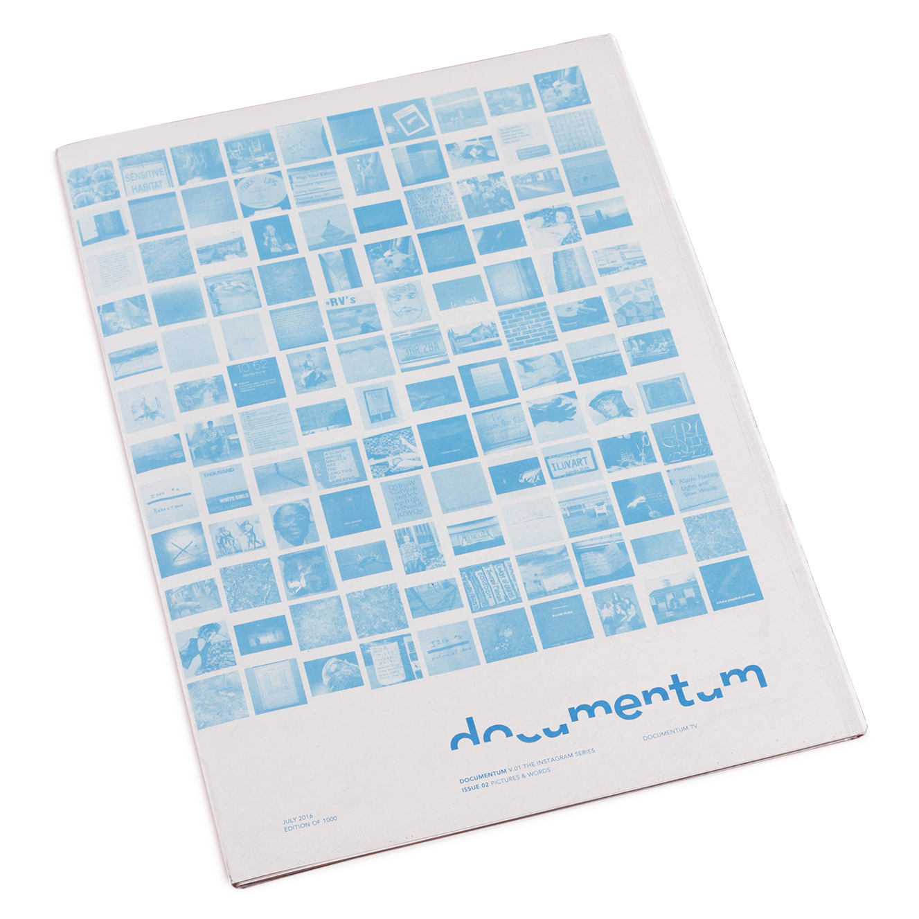 Documentum   Volume 1 Issue 2 $25.00