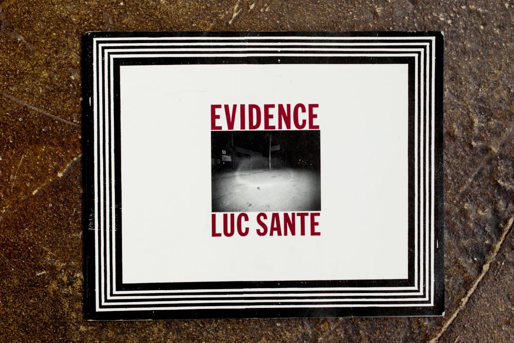 - EvidenceLuc Sante$20