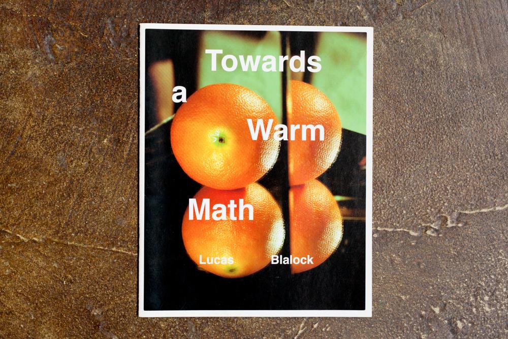 - Towards a Warm MathLucas Blalock$250