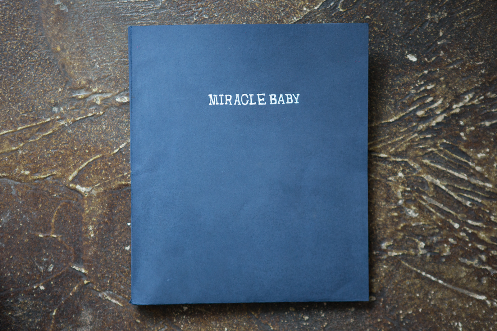 Miracle Baby  Rocio de Alba $85.00