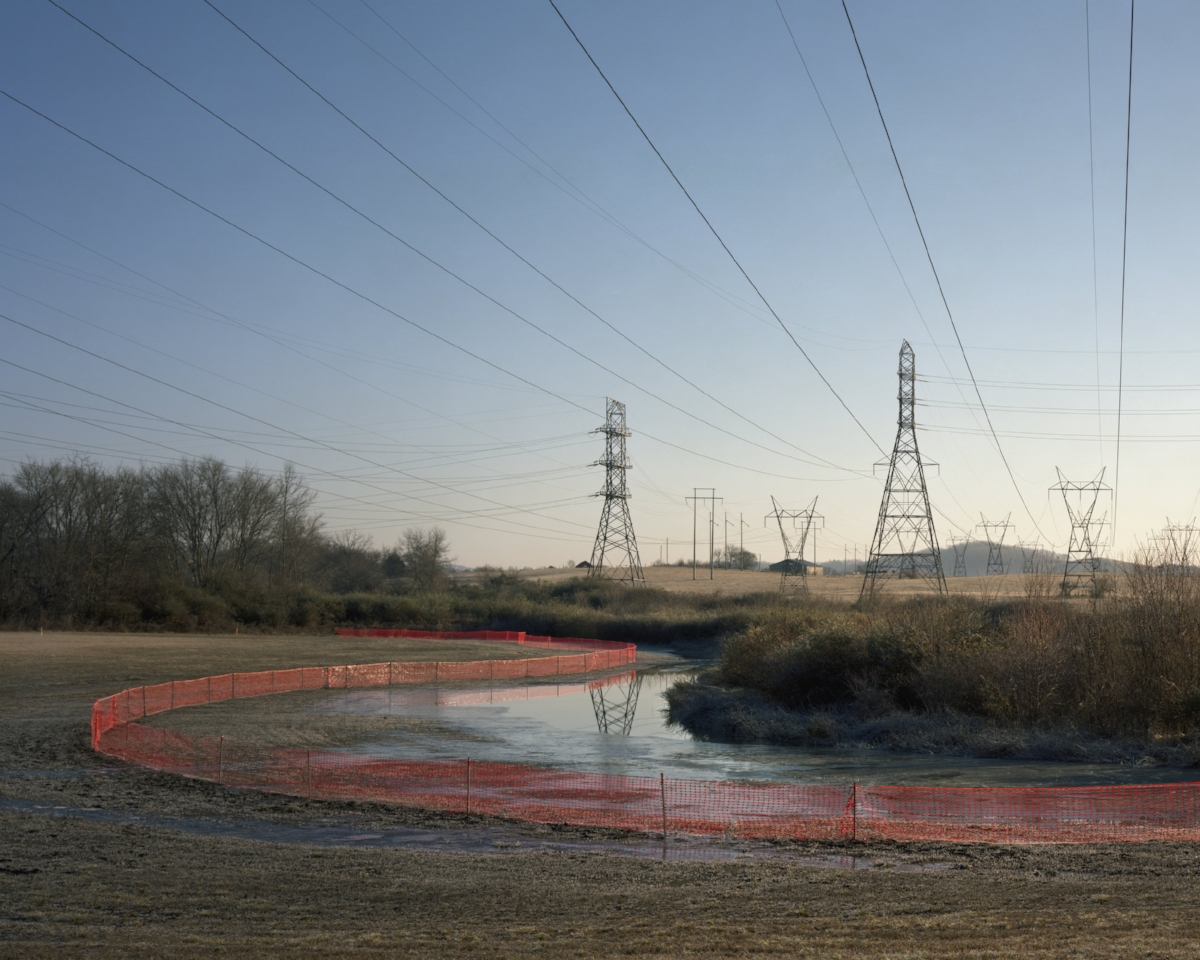 Coal Fly Ash Spill, Harriman, Tennessee, 2009
