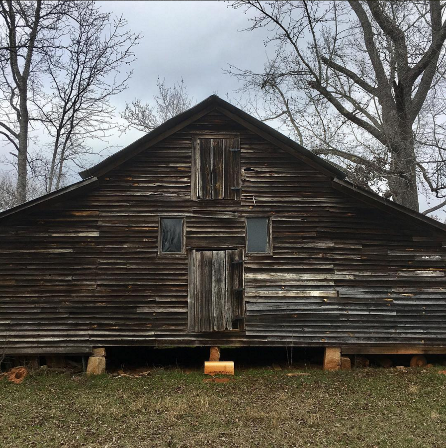 Image of the Shop Barn at 3 Cent Farm by Bill Yates