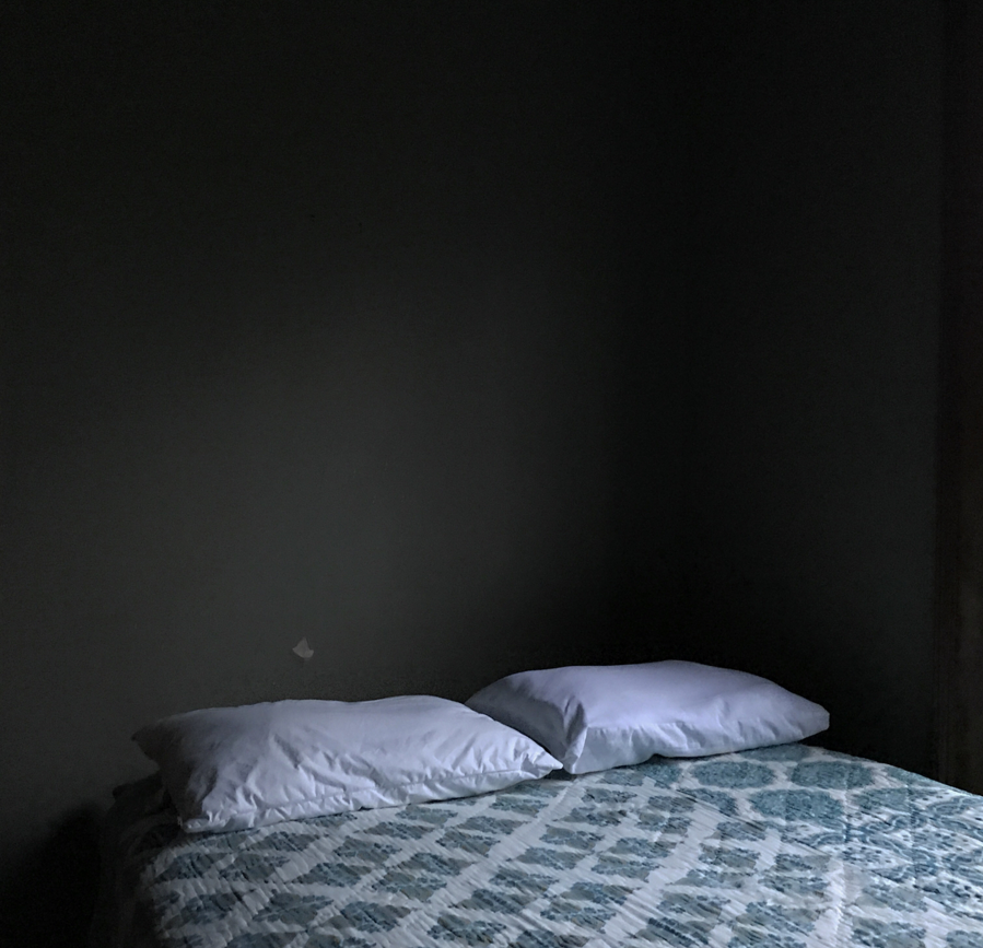 Image of 3 Cent Farm bedroom by Tanya Marcuse