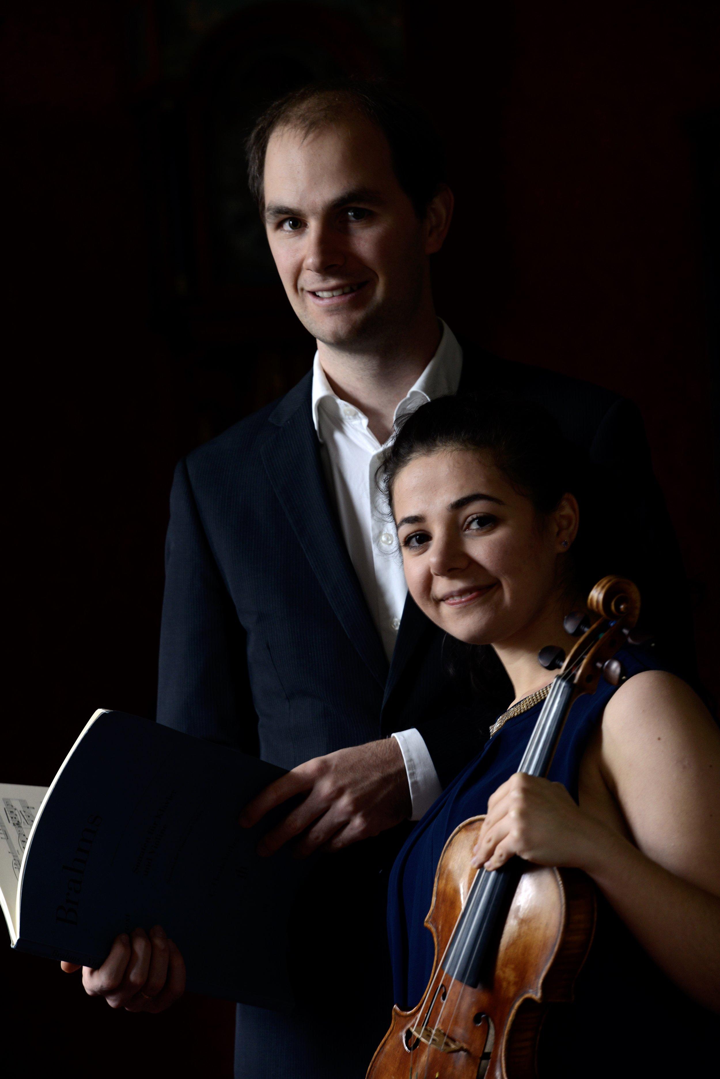 Robert Poortinga and Meri Khojayan, The Netherlands and Armenia