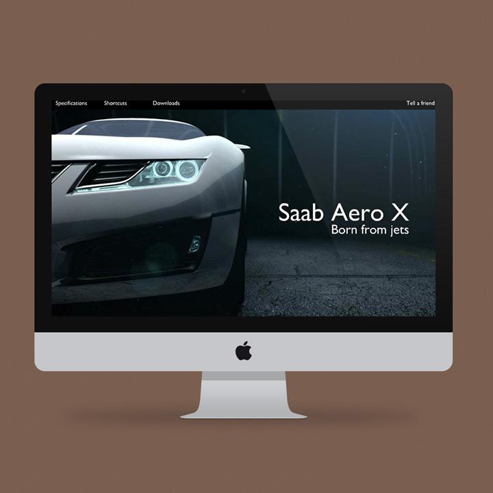 Saab Aero X   FWA SOTD