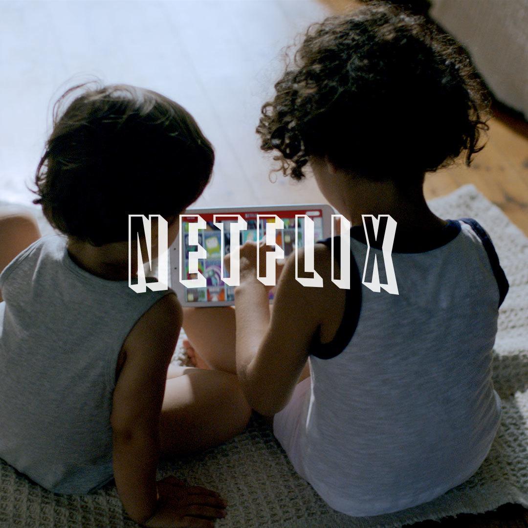 Netflix: European Launch   TVC