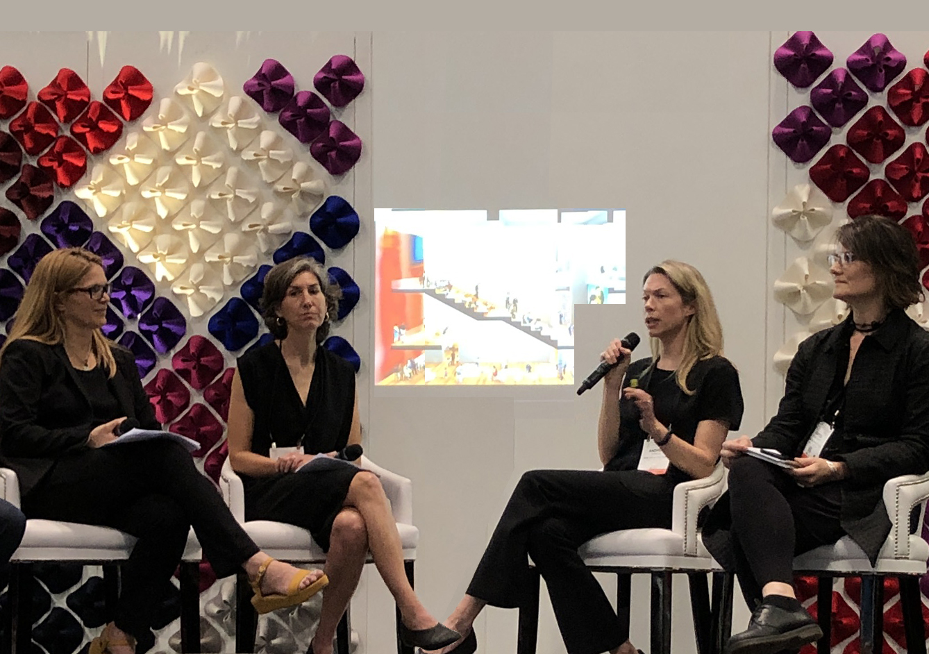 ICFF Talks showcases the winners of the 2019 AIANY Design Awards, Interiors, including O'Neill Rose Architects.