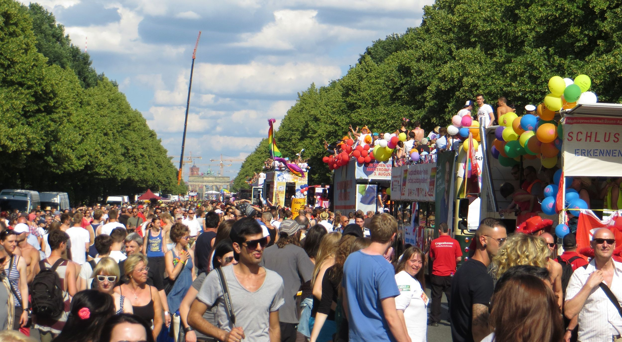 Berlin Pride is the biggest!