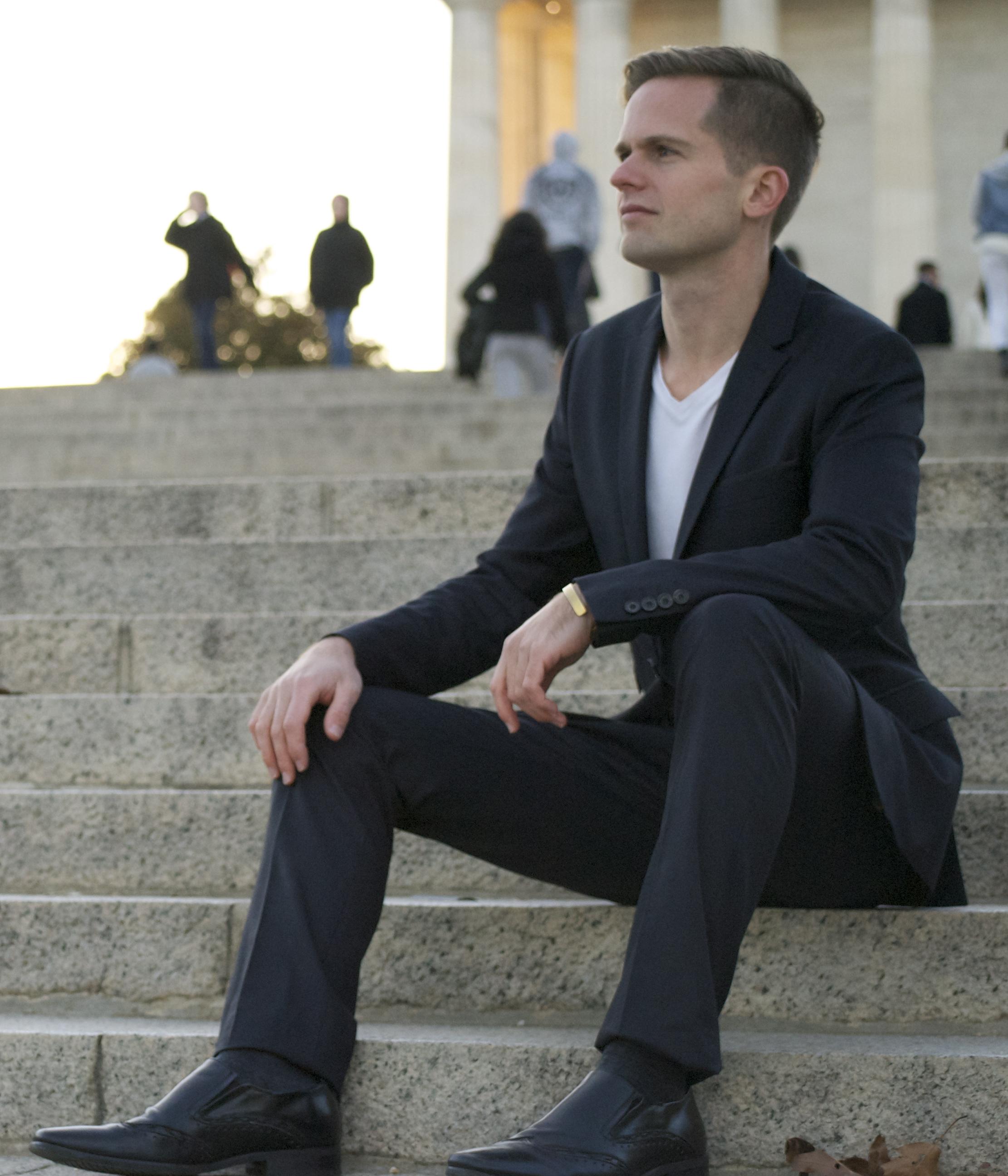 the  Gay   ographer, Ashton Giese