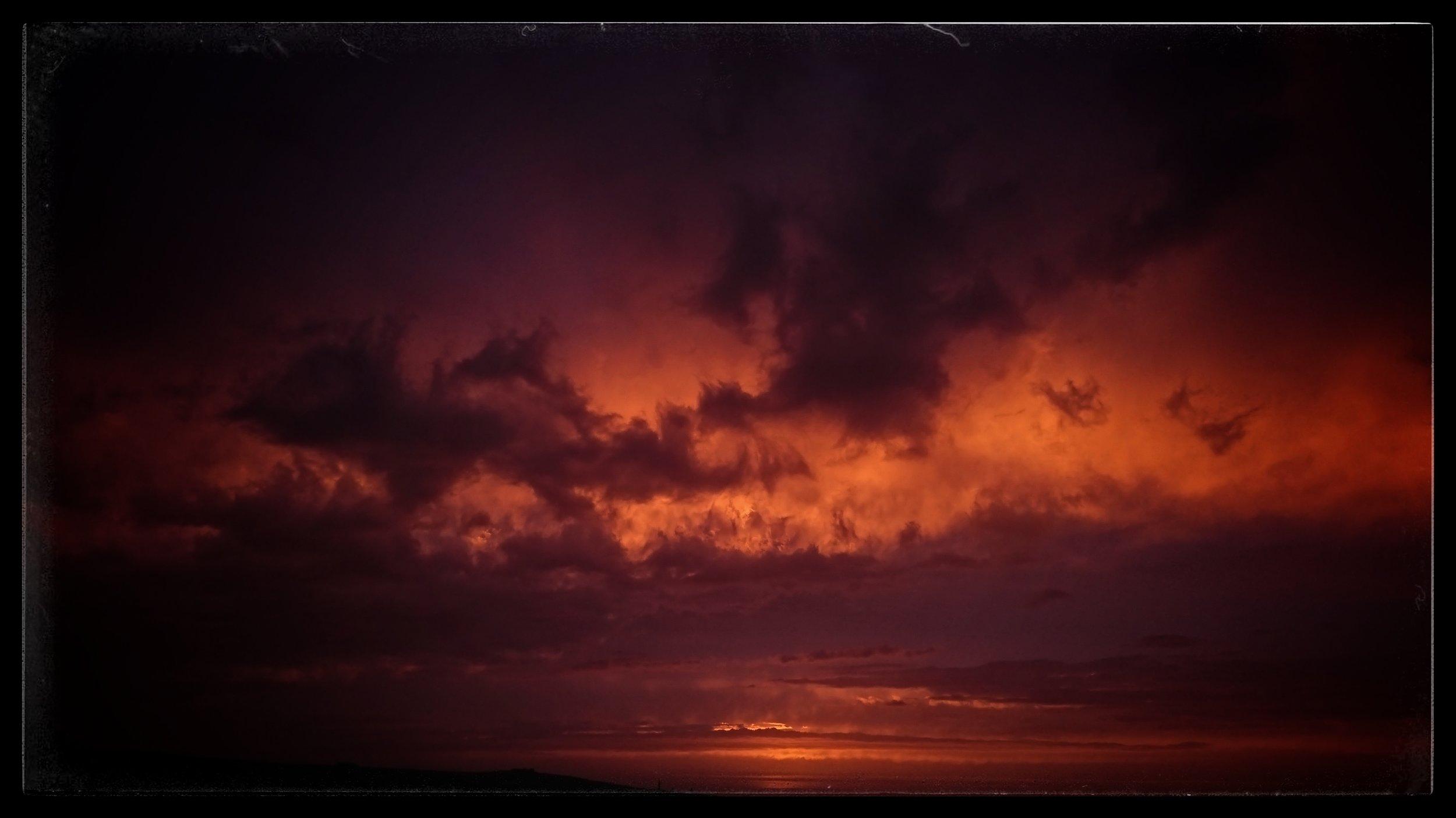 WHERE THE WIND BLOWS - The wild North Atlantic Coast, West Shetland.