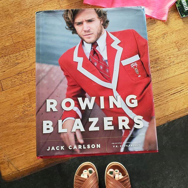 #rowingblazers