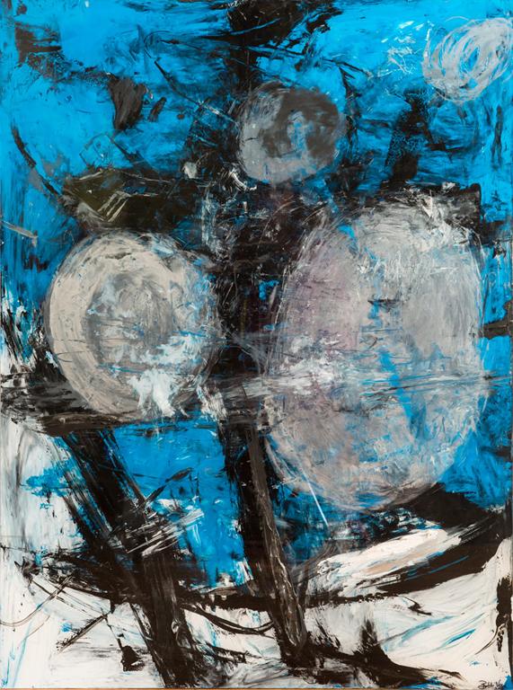 Blue Man Rocks, 2015