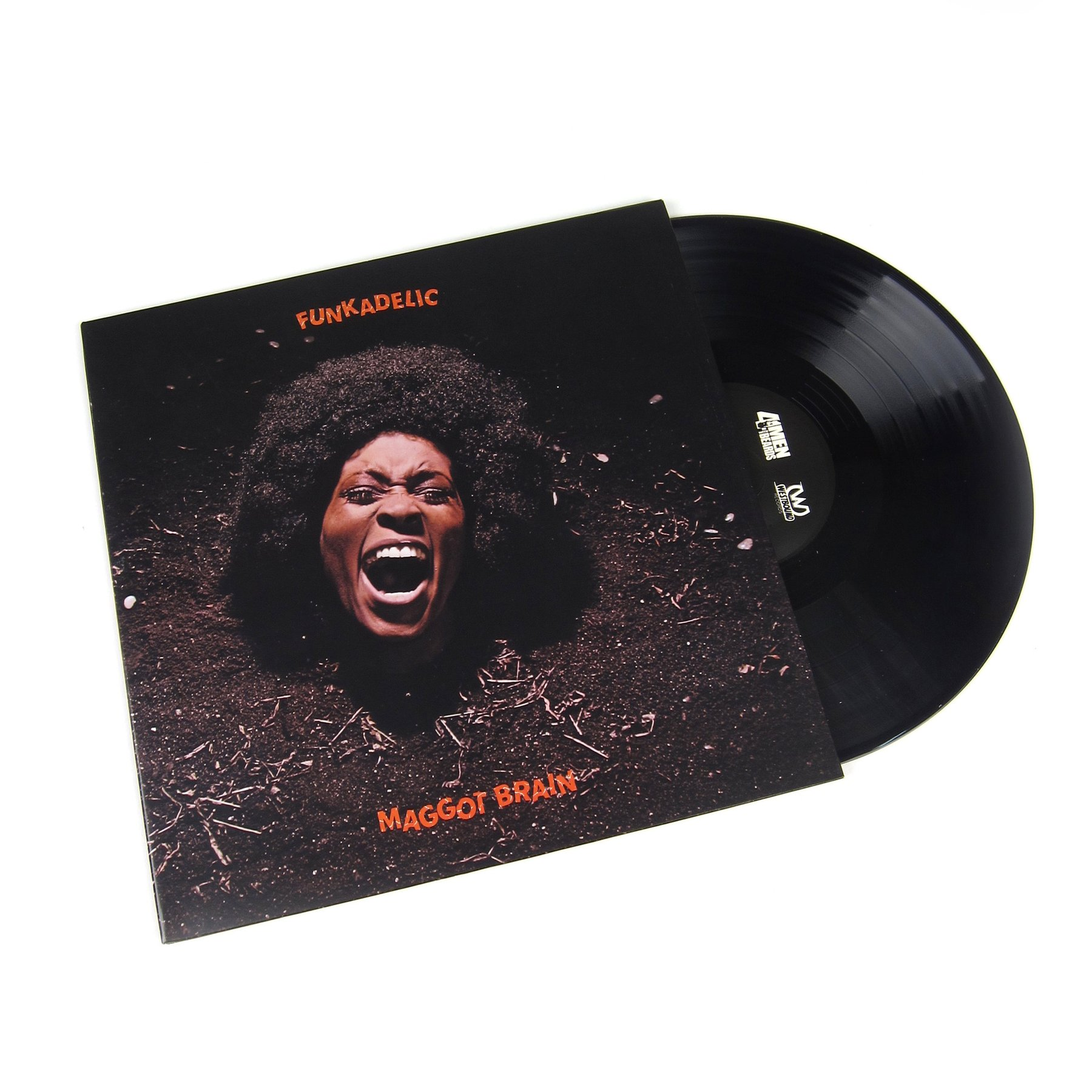 8. Funkadelic – Maggot Brain - I listen to this song a LOT! Listen to it.
