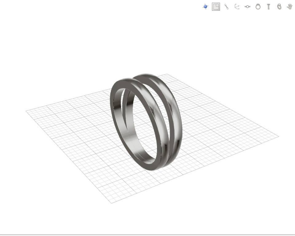Step 1: Build Ring Shanks