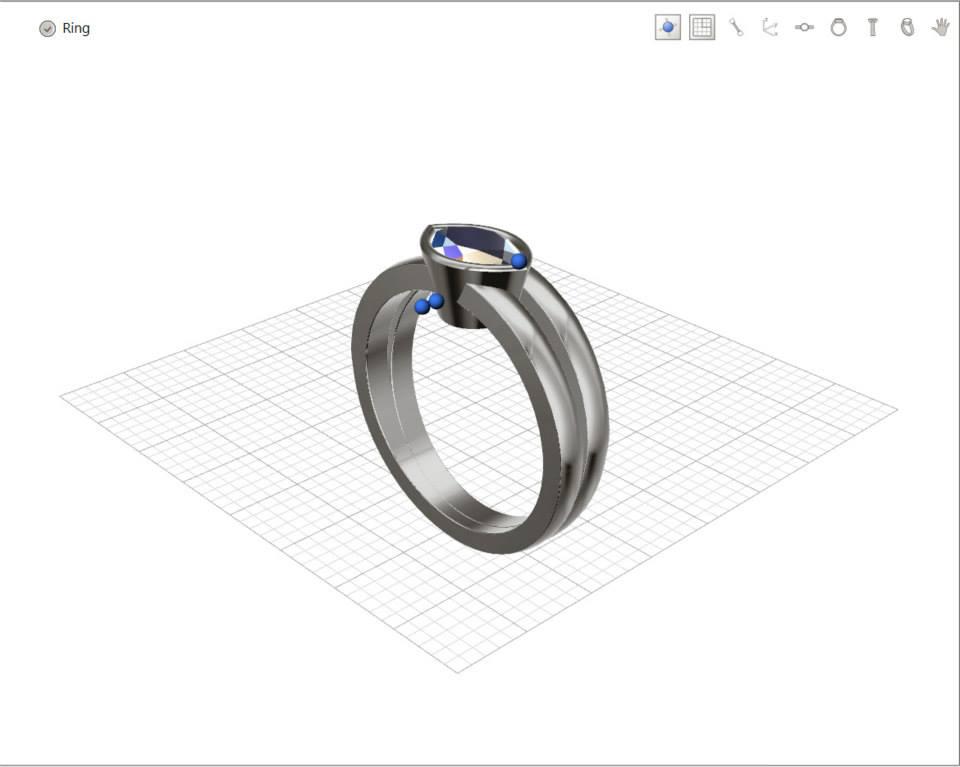Step 2: Add Diamond(s)