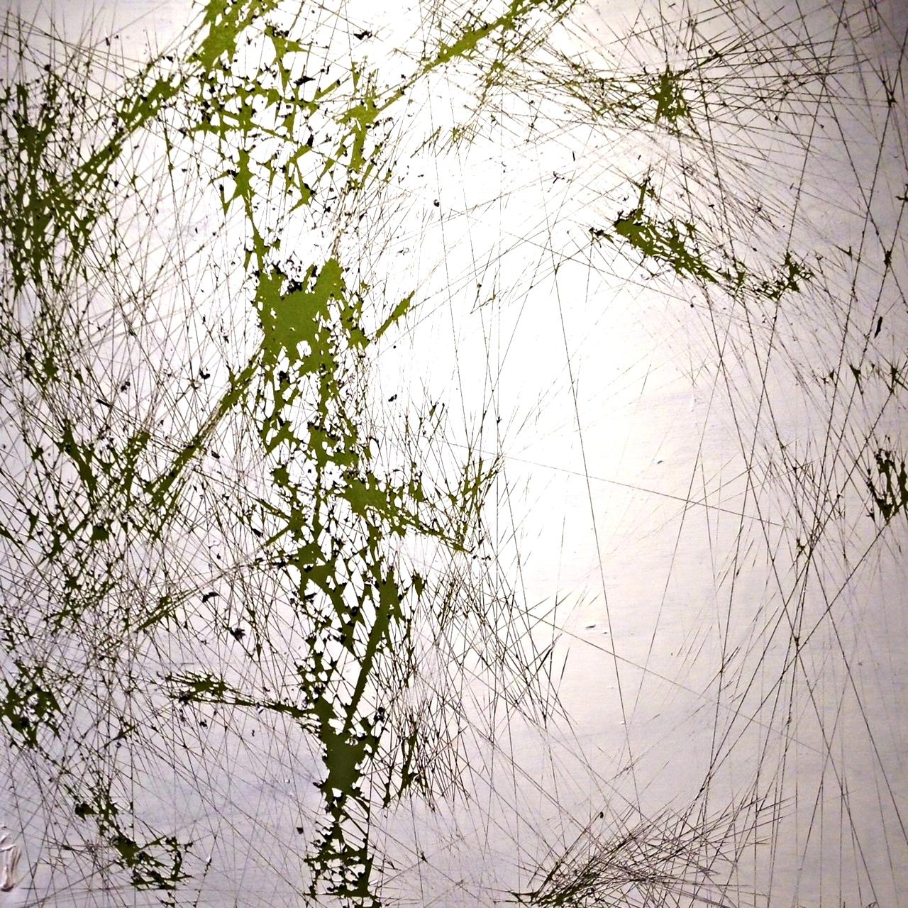 "Jodie Fletcher, ""No. 29"", Acrylic on Canvas, 36"" x 36"""