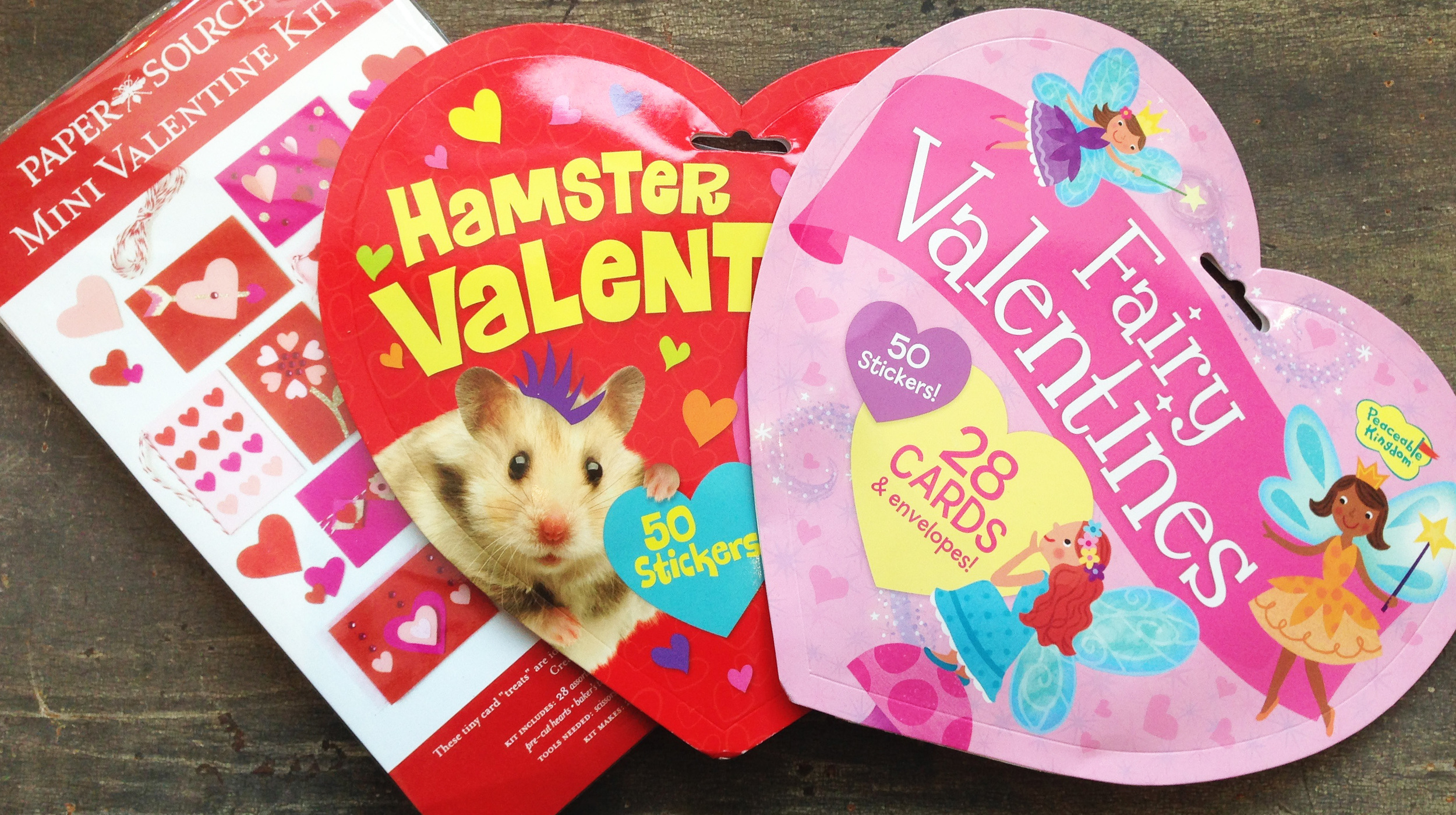 The Village Quire has your little ones covered for Valentine's day too!