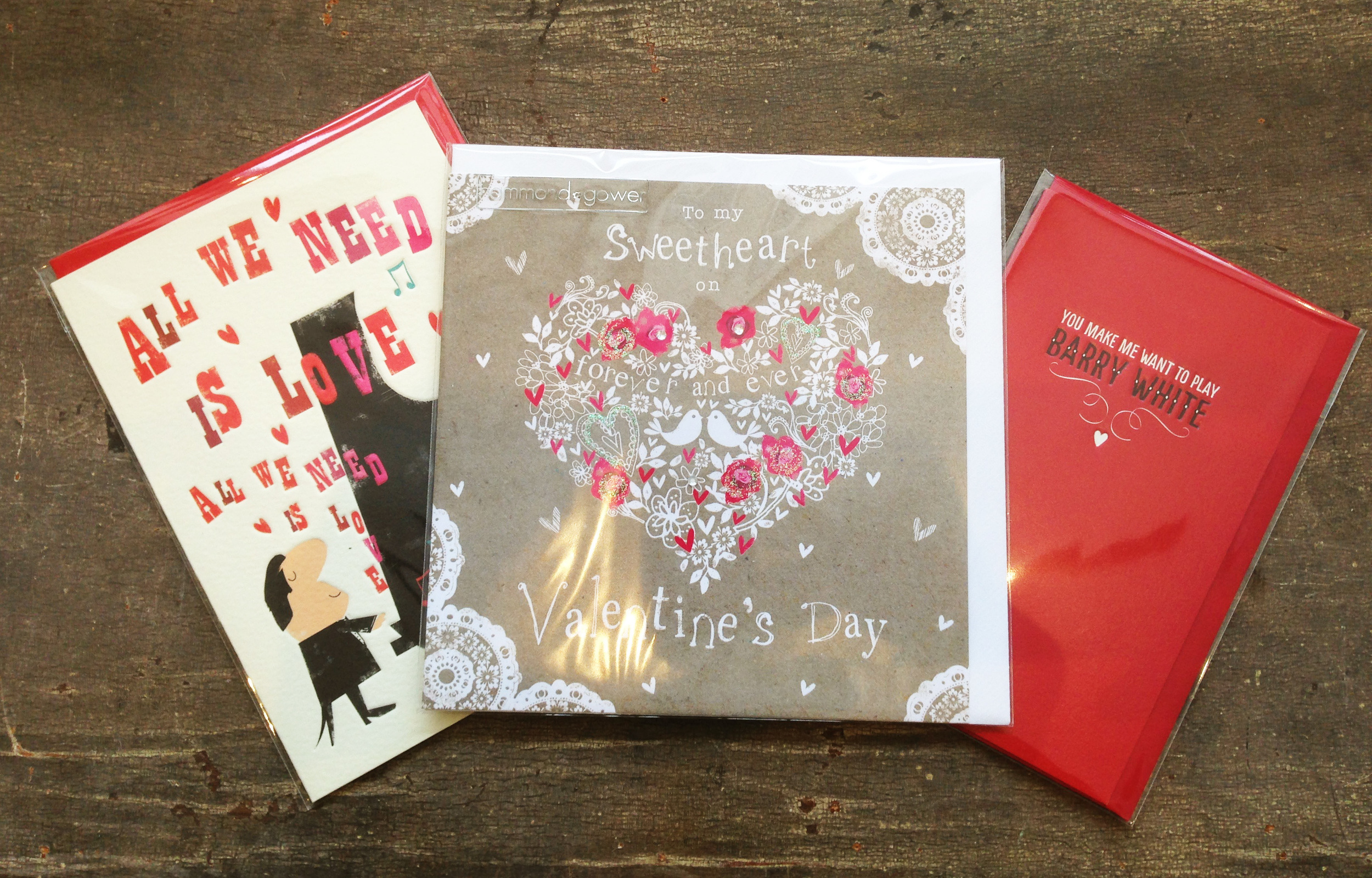 Funny, beautiful, and whimsy cards available for any occasion
