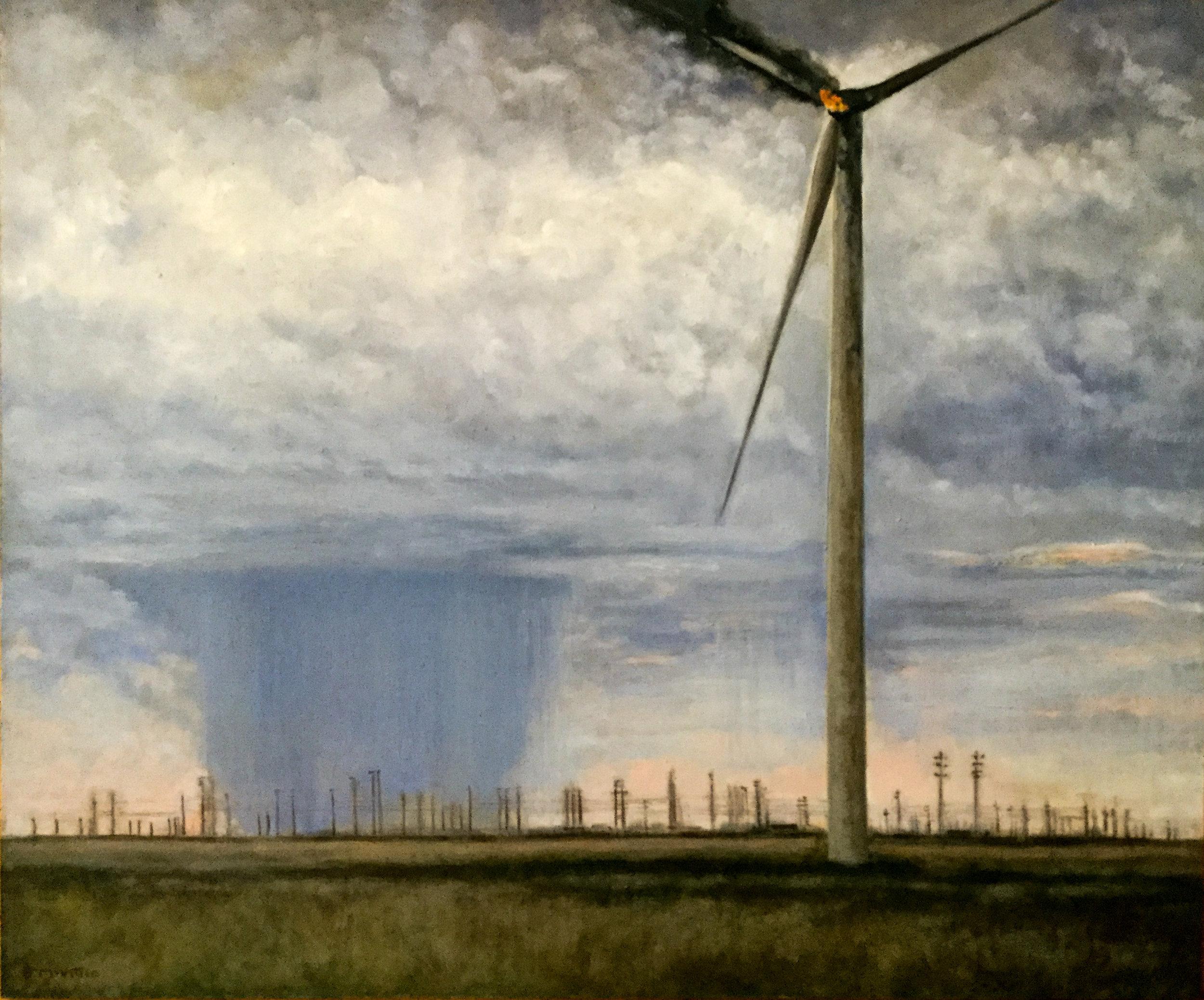 ELEMENTAL _ oil on panel, 36in x 24in, Brandon McVittie.jpeg