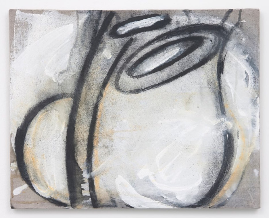 Dig (an action painting), 2010