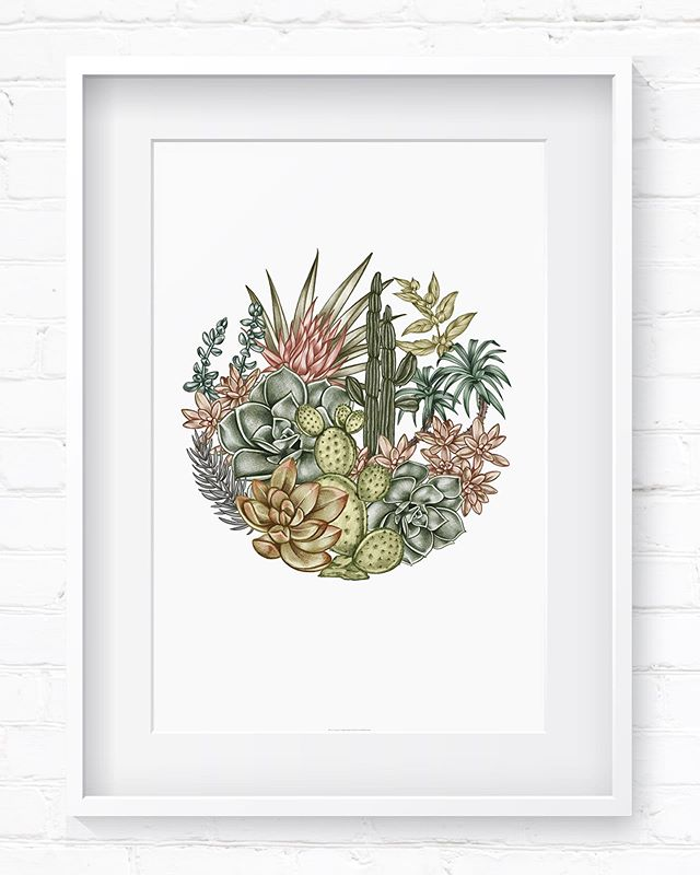 Proud to be participating in @kidsoutofcages_auction to support the efforts of @raicestexas and @aclu_nationwide during this ongoing and horrible crisis leaving children to bear the unconscionable burden of abuse at the direction of this administration. Donating this custom framed (16 x 22) Succulent Print valued at $180 -  BID STARTING AT $80 !!! 👉 @kidsoutofcages_auction