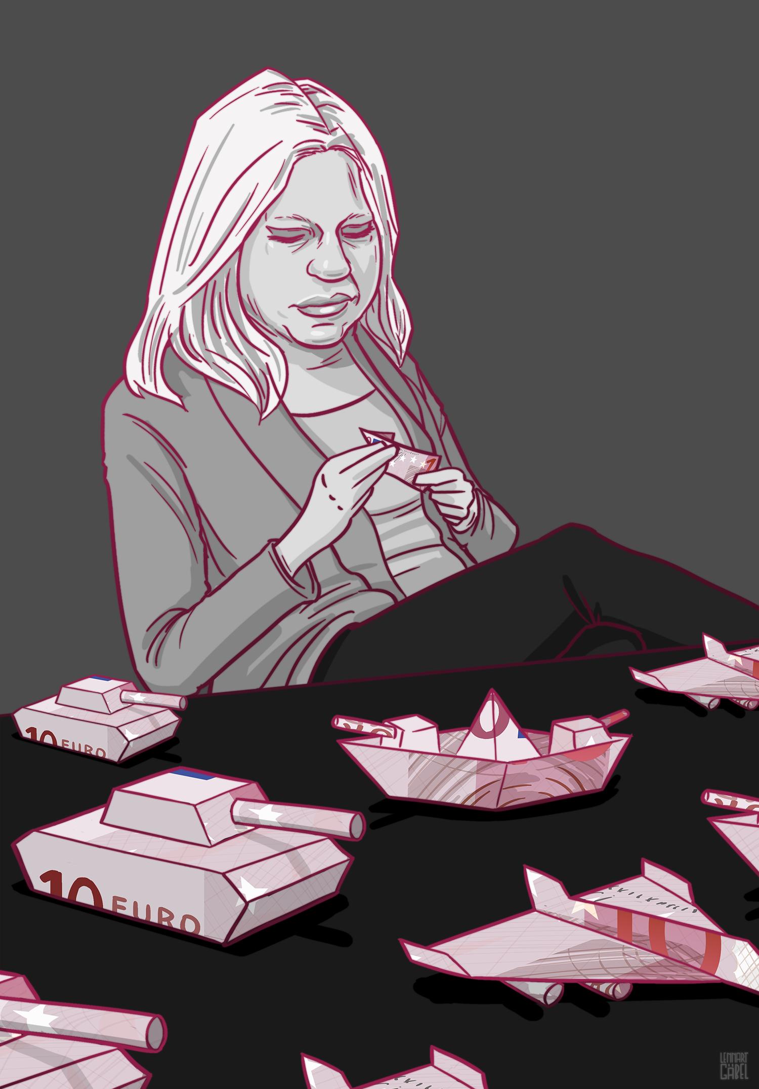 141112_Trouw_Jeanine_Hennis_Karikatuur_Lennart_Gaebel_Illustration.jpg