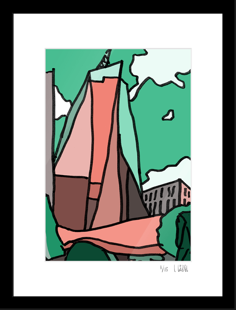 Bryant Park - limited to 15 prints only - €450
