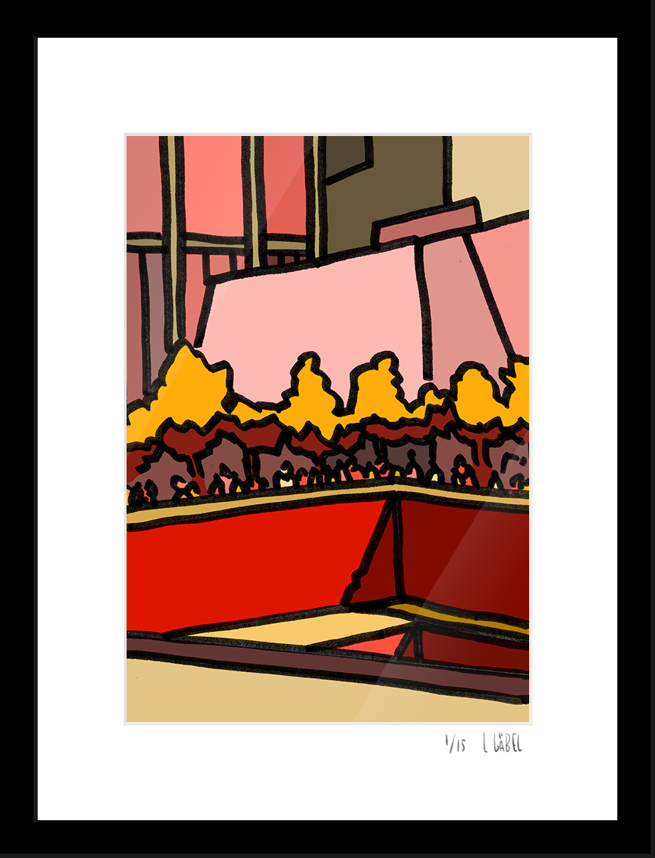 Ground Zero - limited to 15 prints only - €450