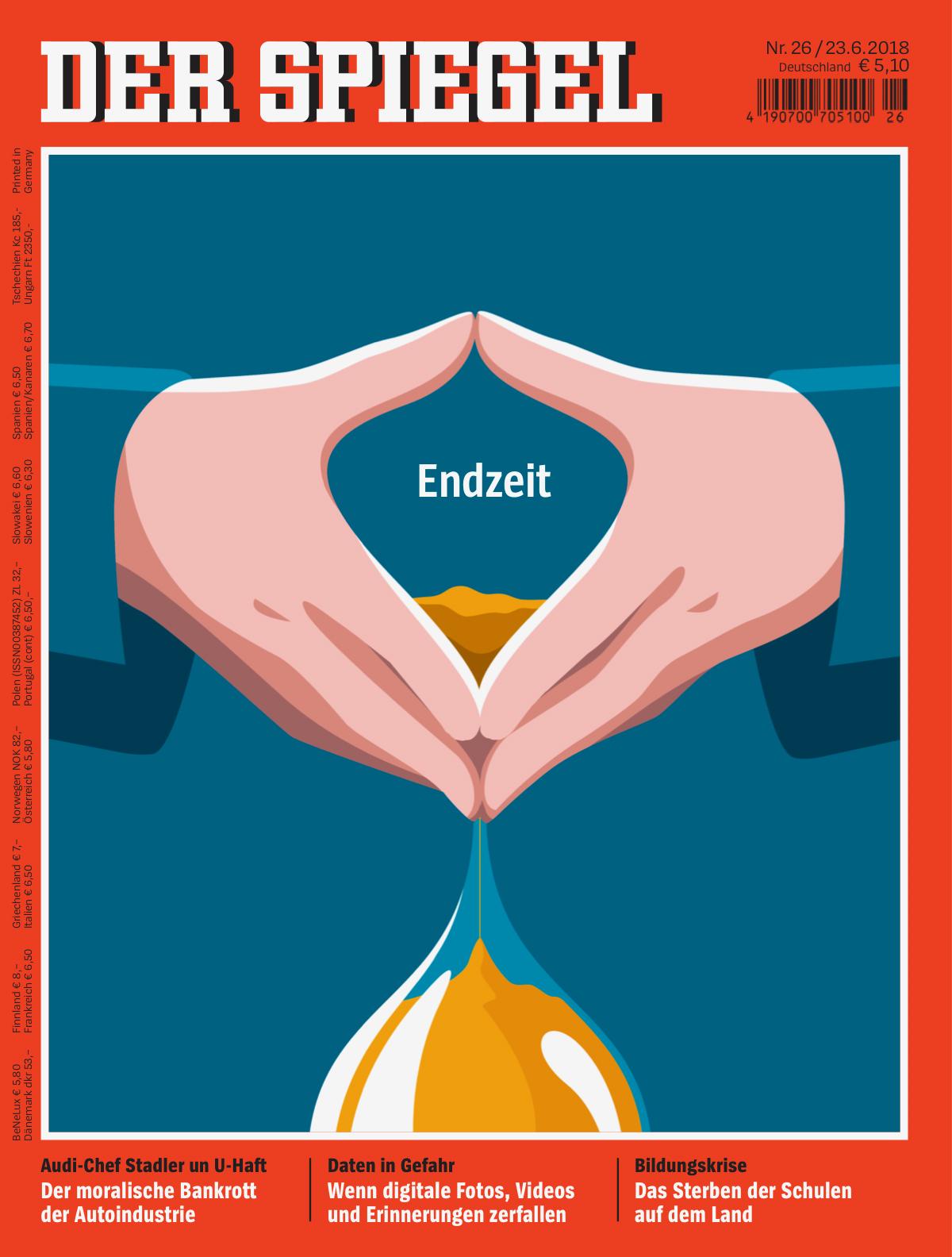 """""""(Merkel's) End Times"""""""