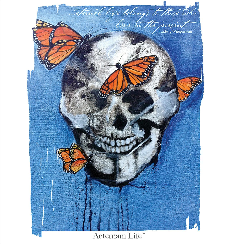 Skull Butterflies | T-shirt  Buy it from Zazzle.com