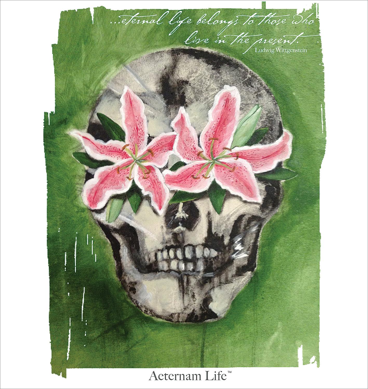 Skull Lilies | T-shirt  Buy it from Zazzle.com